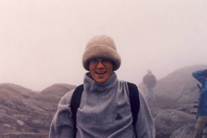 Mt Monadnock NH, Oct 96